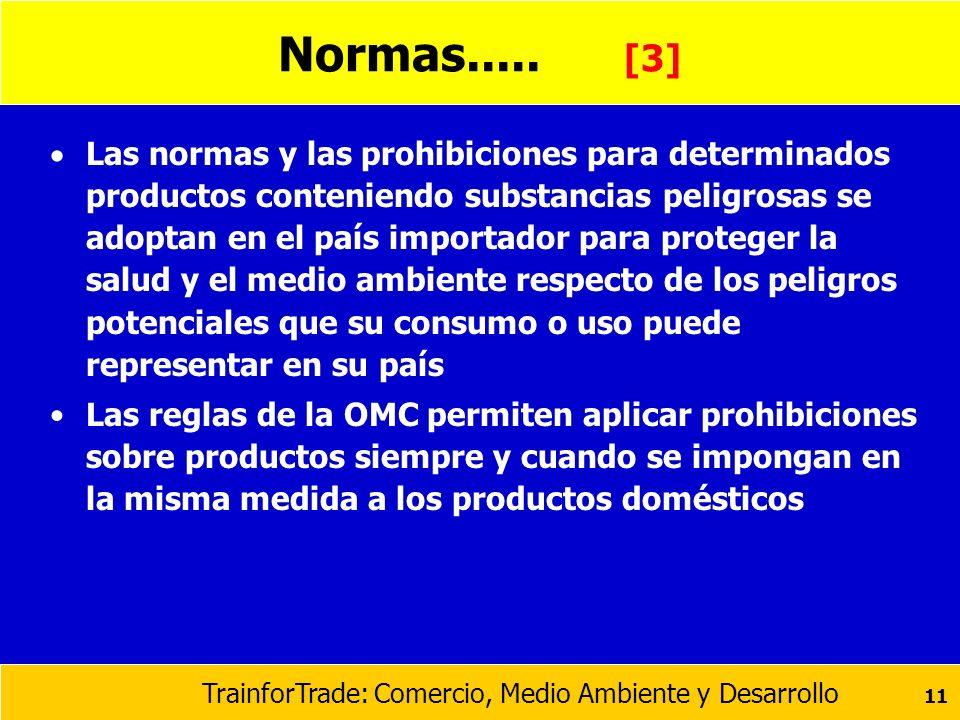 Normas..... [3]